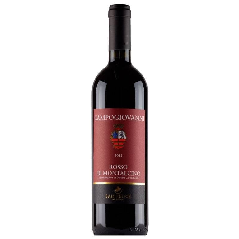 Rosso di Montalcino Campogiovanni 2019