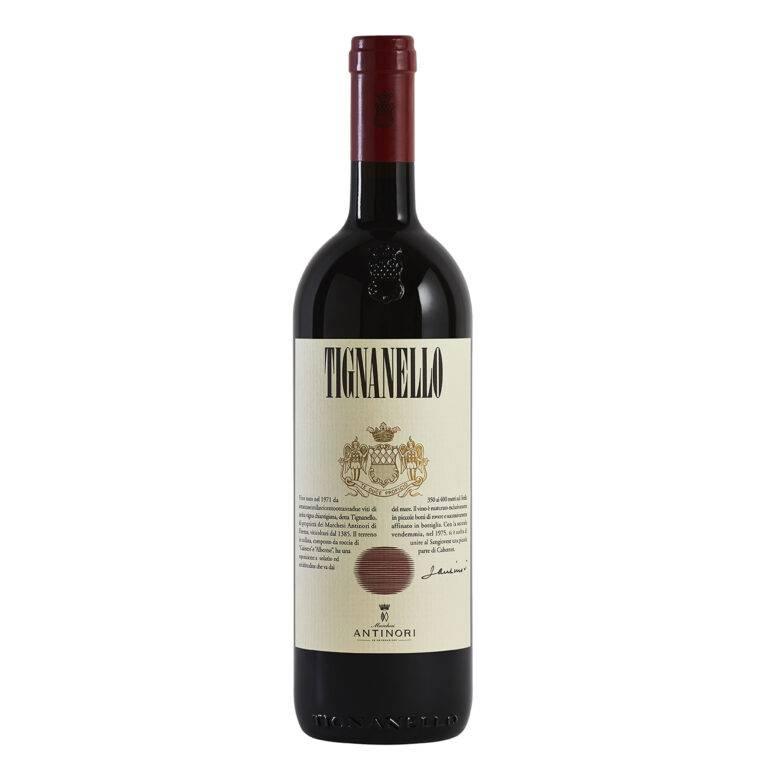 Tignanello Toscana Rosso IGT 2018 Magnum