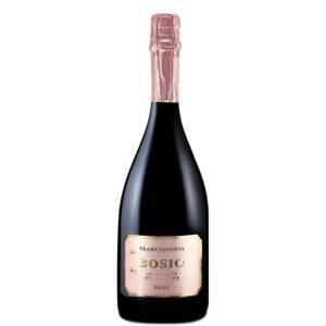Franciacorta Rosé millesimato DOCG Bosio