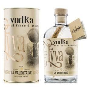 Vodka Eyva La Valdotaine